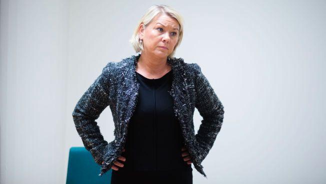KREVER EN FORKLARING: Næringsminister Monica Mæland (H).