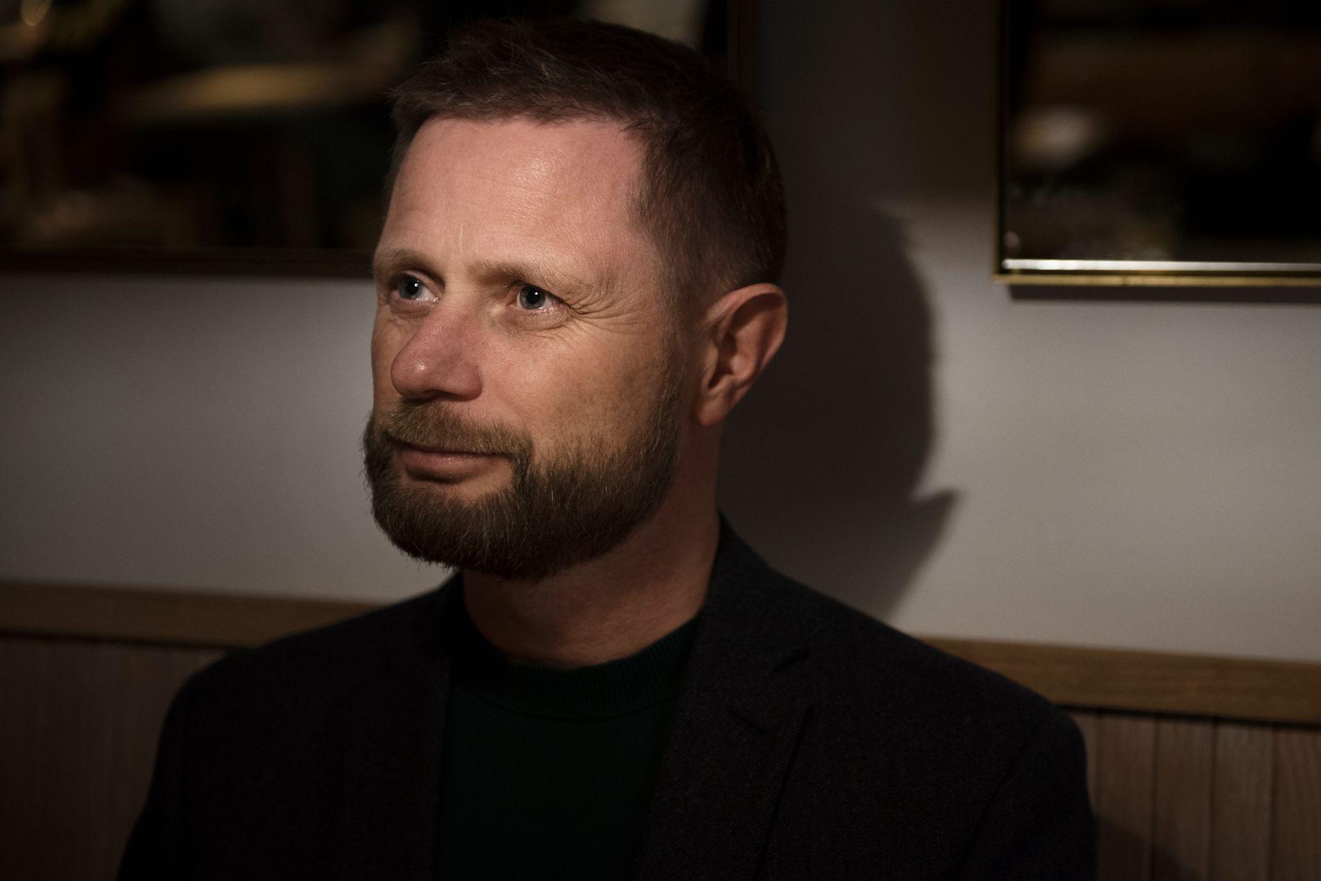 HELSEMINISTER: Høyre-nestleder Bent Høie.