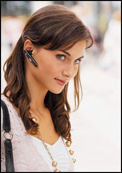 En trådløs håndfri stråler 1/250 av det mobilen stråler. Foto: Sony Ericsson