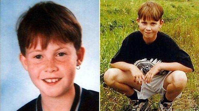 DRAPSSAK: Elleve år gamle Nicky Verstappen ble drept i 1998.