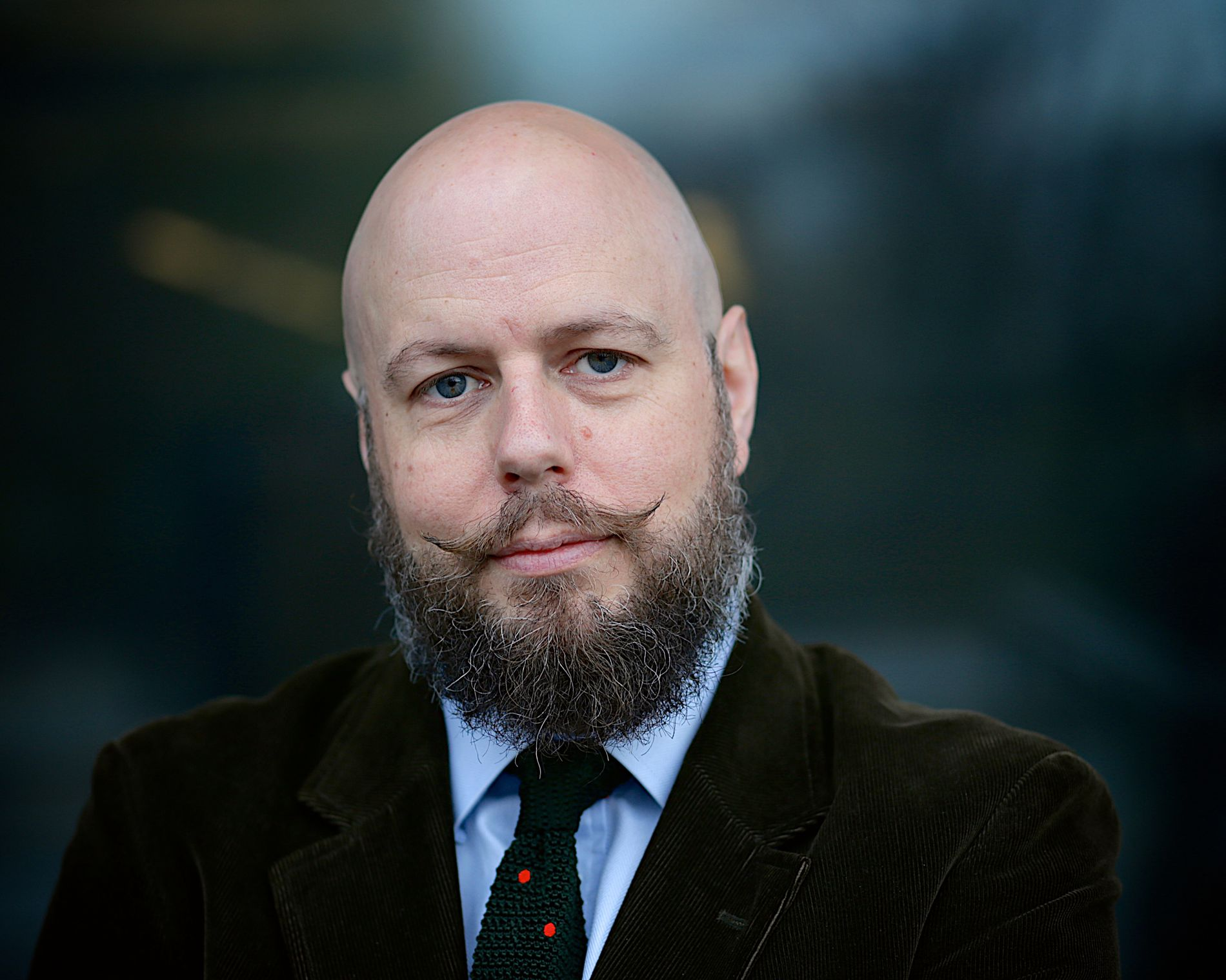 REAGERER: Redaktør i Humanist og rådgiver i Human-Etisk Forbund Didrik Søderlind.
