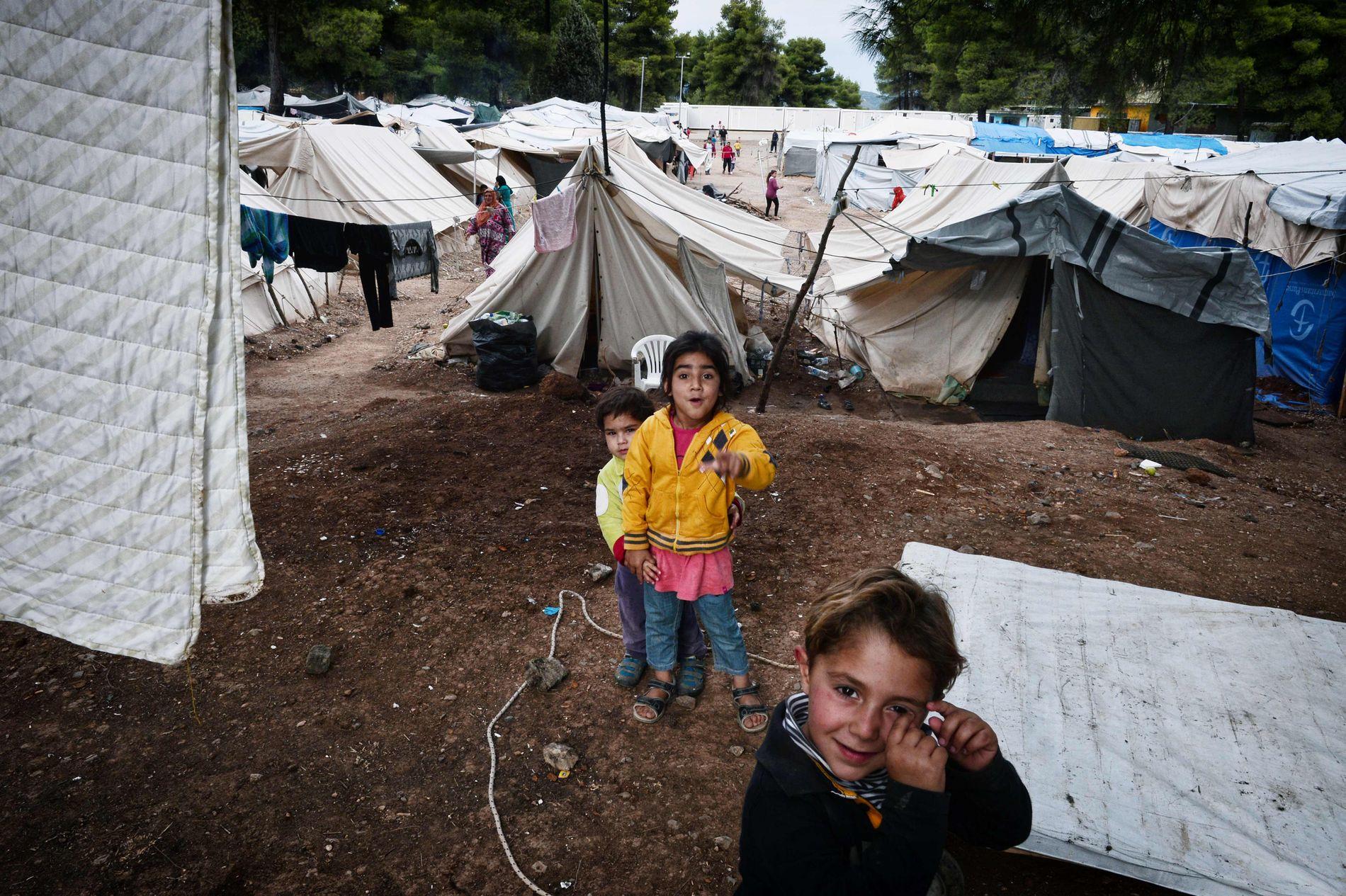 KRISE: – Så langt har bare 20 asylsøkere fra Italia hentet til Norge, ingen fra Hellas. Hvor lenge kan vi fortsette å skyve ansvaret over på Hellas, Italia, Tyrkia og Libanon, spør kronikkforfatteren.