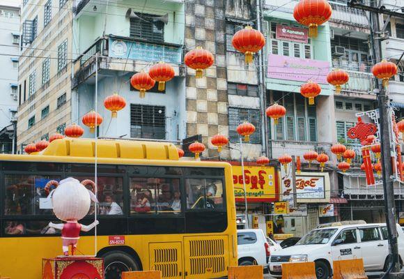 Yangon: Asias ukjente storby