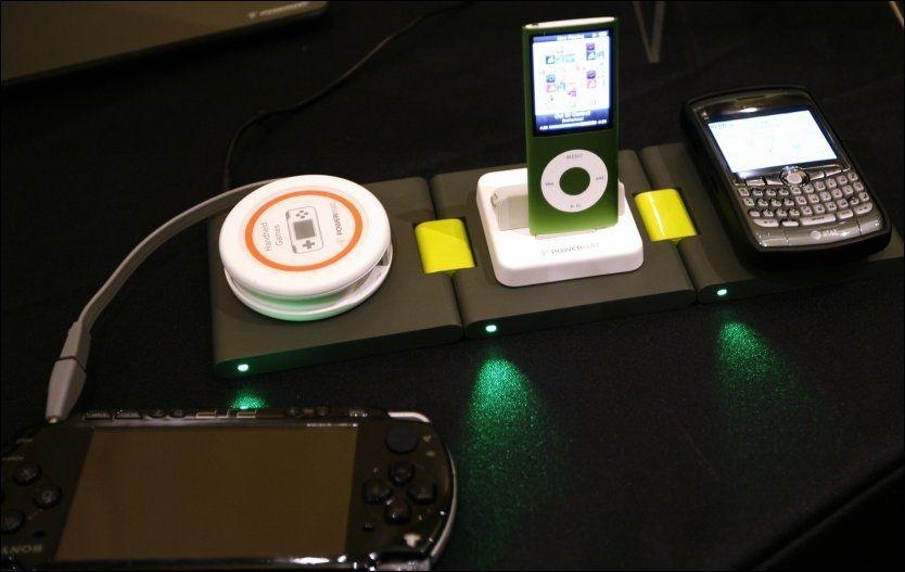 Nå kan du kjøpe trådløse mobilladere – VG
