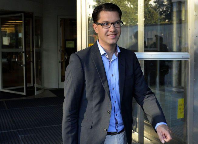 UTHVILT: Kilder sier til Aftonbladet at Åkesson trolig vil være tilbake før valget.