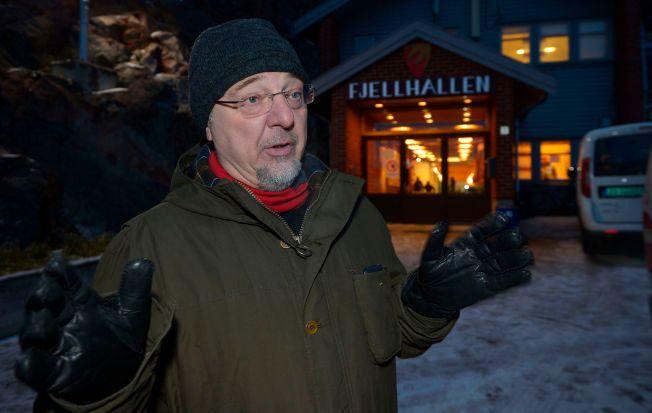 FRYKTER NABOPROBLEMER: Sør-Varangers ordfører Rune Rafaelsen vil ha rask avklaring om asylretur og fortsatt gode naboforhold i nord.