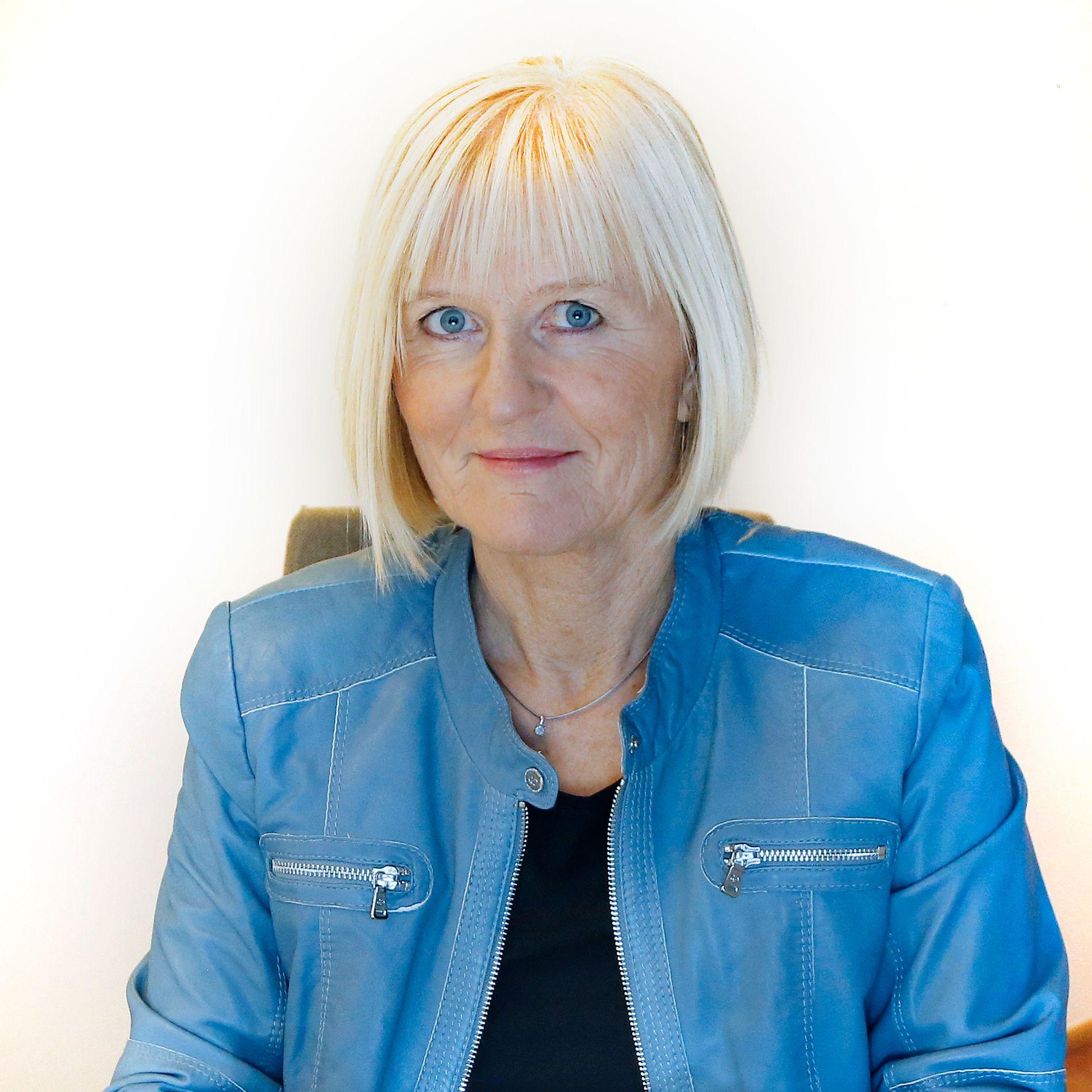 Ragnhild Lied er leiar for Unio (Hovedorganisasjonen for universitets- og høyskoleutdannede).
