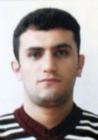 STRAFFET MED DØDEN: Saman Naseem fra Iran, fotografert som 17-åring.