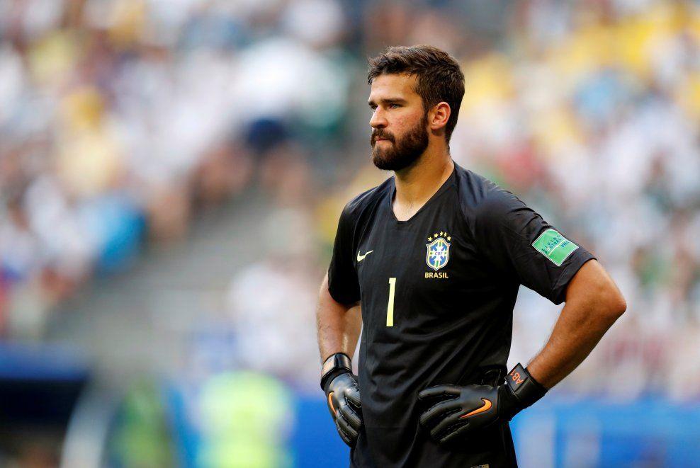 NY LIVERPOOL-KEEPER?: Brasilianske Alisson ser ut til å bli Liverpools nye burvokter kommende sesong.