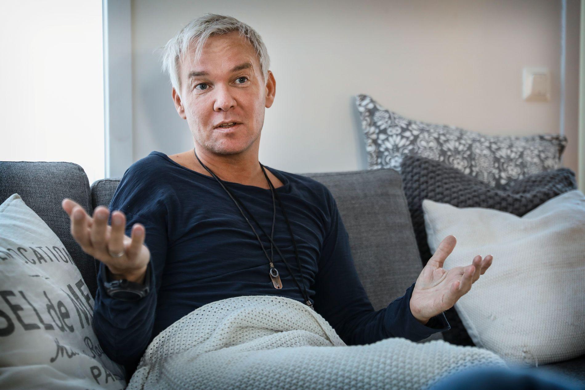 UT AV NORGE: Kristian Valen har fått nok av det han omtaler som trakasserier fra Oslo-politiets siden. Han forlater Norge så snart som mulig. Foto: MATTIS SANDBLAD